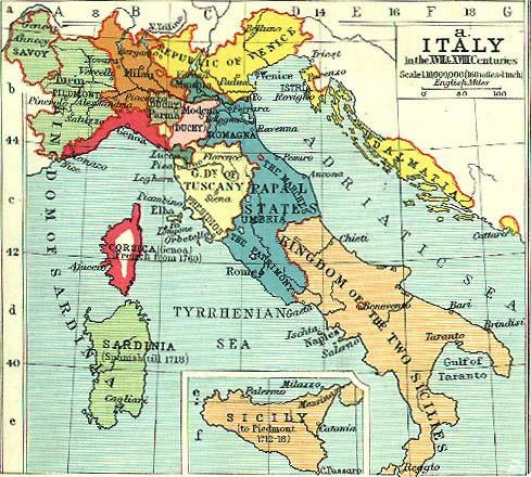 18th century italy